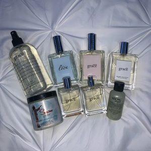 Philosophy Brand Perfumes